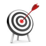 Target with Bullseye