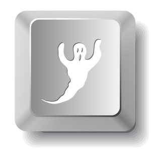 Ghost computer key