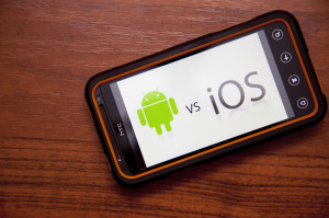 Android v iOS