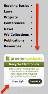 Recycle Electronics Info