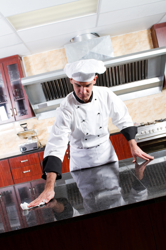 Professional Commercial Kitchen Cleaning
