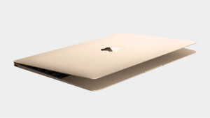 New Gold MacBook
